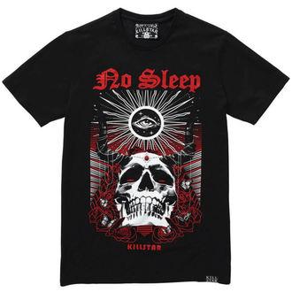 tričko pánske KILLSTAR - NO SLEEP T-SHIRT - BLACK, KILLSTAR