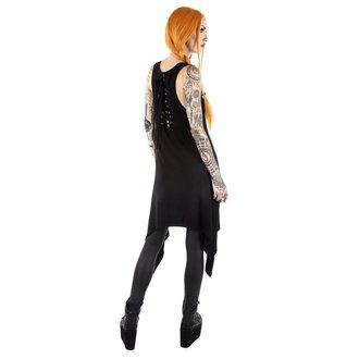 šaty dámske KILLSTAR - Nostalgia Hex - Black, KILLSTAR