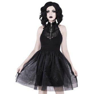 šaty dámske KILLSTAR - NYTE NYMPH PARTY - BLACK, KILLSTAR