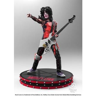 figúrka Mötley Crüe - Nikki Sixx - Rock Iconz - KNUCKLEBONZ, KNUCKLEBONZ, Mötley Crüe