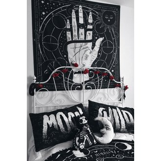 vlajka KILLSTAR - Palmistry - BLACK, KILLSTAR