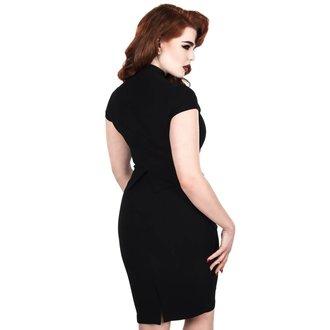 šaty dámske KILLSTAR - PARLOR- BLACK, KILLSTAR