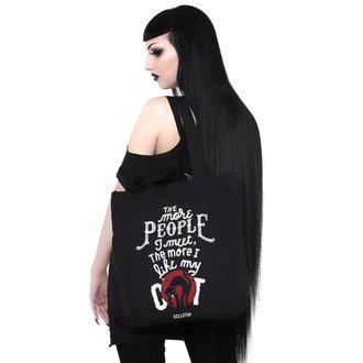 taška (kabelka) KILLSTAR - People Suck - BLACK, KILLSTAR