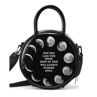 taška (kabelka) KILLSTAR - PHASES - BLACK, KILLSTAR