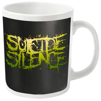 hrnček SUICIDE SILENCE - LOGO - PLASTIC HEAD, PLASTIC HEAD, Suicide Silence