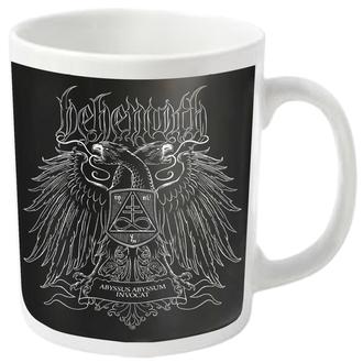 hrnček BEHEMOTH - ABYSSUM - White - PLASTIC HEAD, PLASTIC HEAD, Behemoth