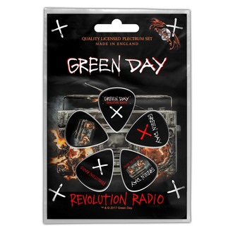 trsátka Green Day - Revolution - ROCK OFF, ROCK OFF, Green Day