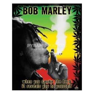 Plagát - Bob Marley (Herb) - PP0978, PYRAMID POSTERS, Bob Marley