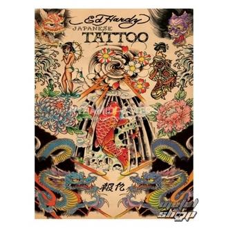 plakát Ed Hardy (Japanese) - PP31152, ED HARDY