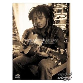 plagát - Bob Marley (Sepia) - PP31818, PYRAMID POSTERS, Bob Marley