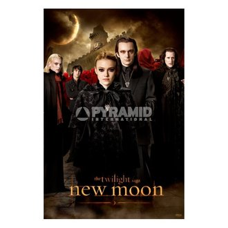 plagát Twilight - New Moon (Volturi) (Súmrak) - PP32066, TWILIGHT