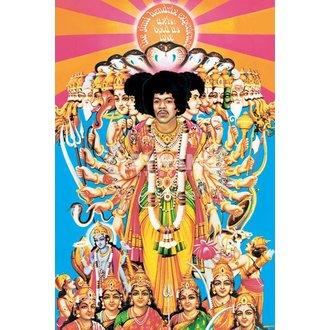 plagát Jimi Hendrix (Axis Bold As Love) - PYRAMID POSTERS, PYRAMID POSTERS, Jimi Hendrix