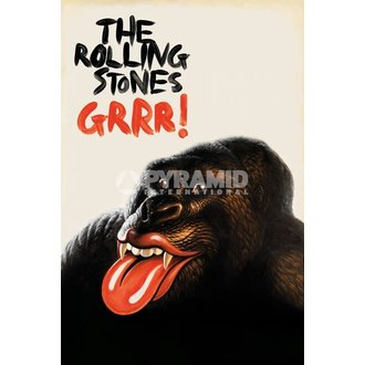 plagát Rolling Stons - GRR!' - Pyramid Posters, PYRAMID POSTERS, Rolling Stones