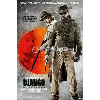 plagát Django Unchained - They Took His Free - Pyramid Posters, PYRAMID POSTERS