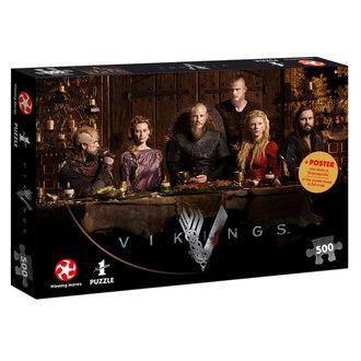 puzzle Vikingovia - Ragnar's Court, NNM