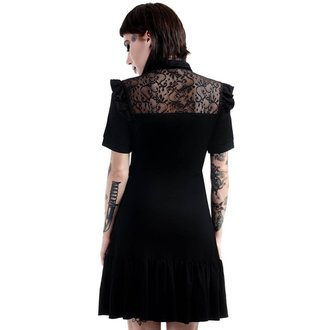 šaty dámske KILLSTAR - Raven Never-Rue - Black, KILLSTAR