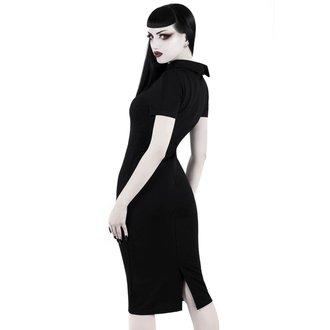 šaty dámske KILLSTAR - Rebekka Read - BLACK, KILLSTAR