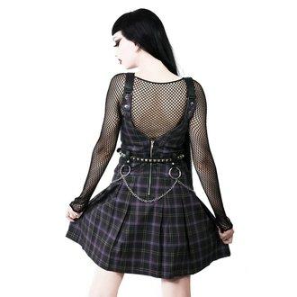 šaty dámske KILLSTAR - Regan - TARTAN, KILLSTAR