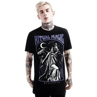 tričko pánske KILLSTAR - Ritual - Black, KILLSTAR