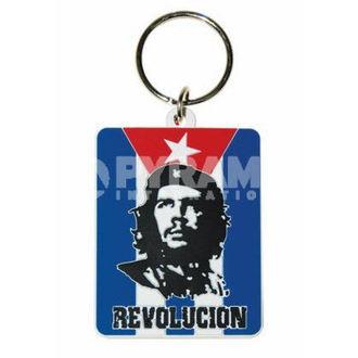 kľúčenka (prívesok) Che Guevara (Flag) - PYRAMID POSTERS, PYRAMID POSTERS, Che Guevara