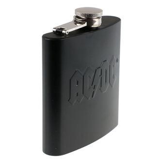 likérka AC/DC - Hip Flask Embossed, AC-DC