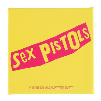 podtácky Sex Pistols - ROCK OFF, ROCK OFF, Sex Pistols