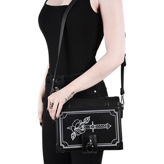 kabelka (taška) KILLSTAR - Rose Poem, KILLSTAR