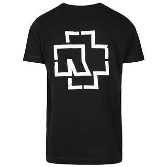 tričko pánske RAMMSTEIN - Balken - black, RAMMSTEIN, Rammstein