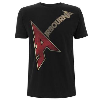 tričko pánske Airbourne - A-Logo - Black, NNM, Airbourne