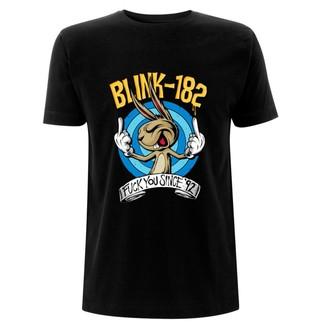 tričko pánske Blink 182 - FU Since '92 - Black, NNM, Blink 182