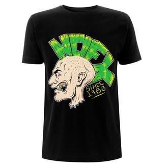 tričko pánske NOFX - Punker - Black, NOFX