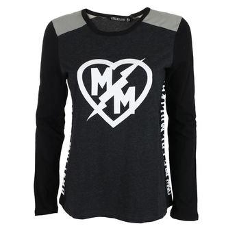 tričko dámske s dlhým rukávom METAL MULISHA - SMOKE, METAL MULISHA