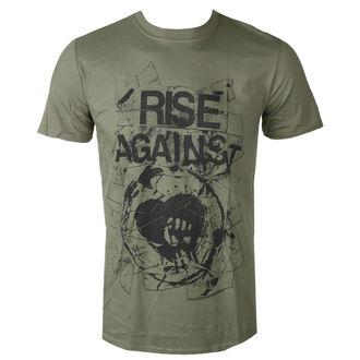 tričko pánske RISE AGAINST - TAPE - PLASTIC HEAD, PLASTIC HEAD, Rise Against
