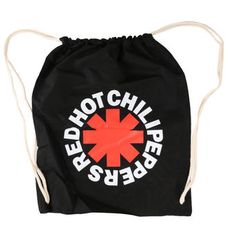 vak Red Hot Chili Peppers - Asterisk - Black Drawstring, Red Hot Chili Peppers