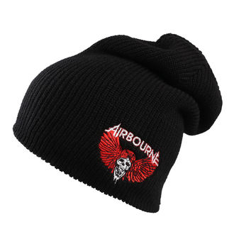 čiapka Airbourne - RnR Skull - Black, Airbourne
