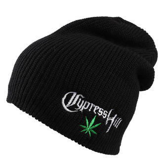 čiapka Cypress Hill - Leaf Logo - Black, NNM, Cypress Hill