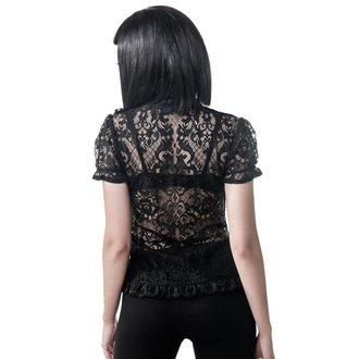 tričko dámske KILLSTAR - Sasha - BLACK, KILLSTAR