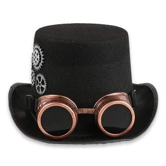 klobúk (cylinder) ZOELIBAT - Steampunk, ZOELIBAT