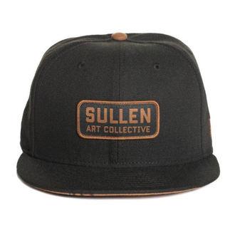 šiltovka SULLEN - HERRERA - BLACK / BROWN, SULLEN