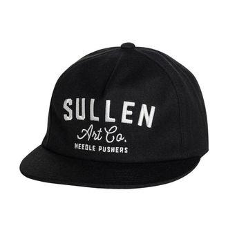 šiltovka SULLEN - VINTAGE - BLACK - SCA1606_BK