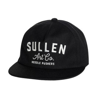 šiltovka SULLEN - VINTAGE - BLACK, SULLEN