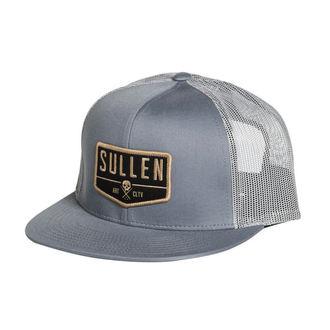 šiltovka SULLEN - BLOCKHEAD - GREY, SULLEN