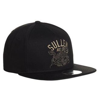 šiltovka SULLEN - PROTECTED - BLACK, SULLEN