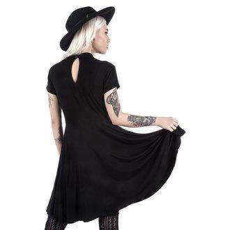 šaty dámske KILLSTAR - Scariel Penta - Black, KILLSTAR