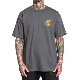 tričko pánske SULLEN - IRON HAND - Charcoal, SULLEN