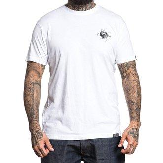 tričko pánske SULLEN - SPIDER - WHITE, SULLEN