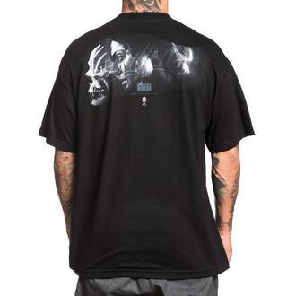 tričko pánske SULLEN - LAYERS - BLACK, SULLEN