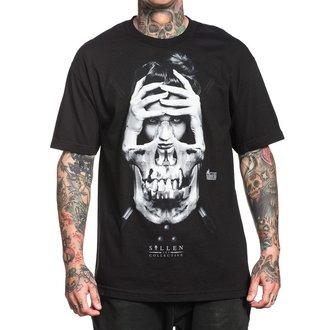 tričko pánske SULLEN - BULLET - BLACK, SULLEN