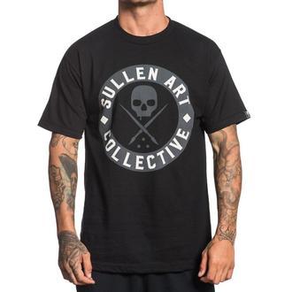 tričko pánske SULLEN - EVERYDAY - BLACK, SULLEN
