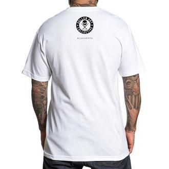 tričko pánske SULLEN - INK CAPS - WHITE, SULLEN